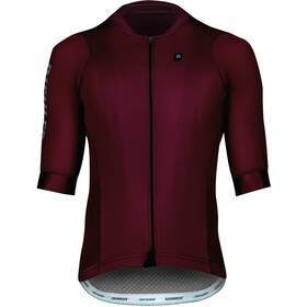 Biehler Ultra Light Signature³ Maglietta da ciclismo Uomo, red pear